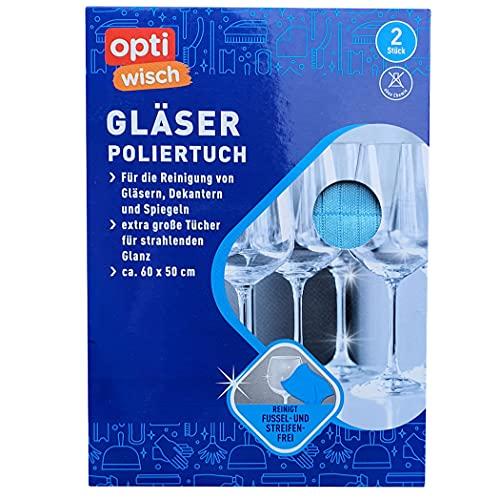 Top 10 Optiwisch Gläser-poliertücher, 2 Stück – Haushaltsreiniger & Staubsauger