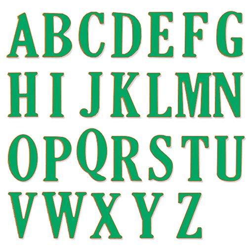 Top 10 Stanzen Buchstaben Groß – Stanzbögen