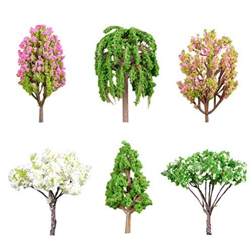 Top 9 Miniatur Bäume – Künstliche Pflanzen