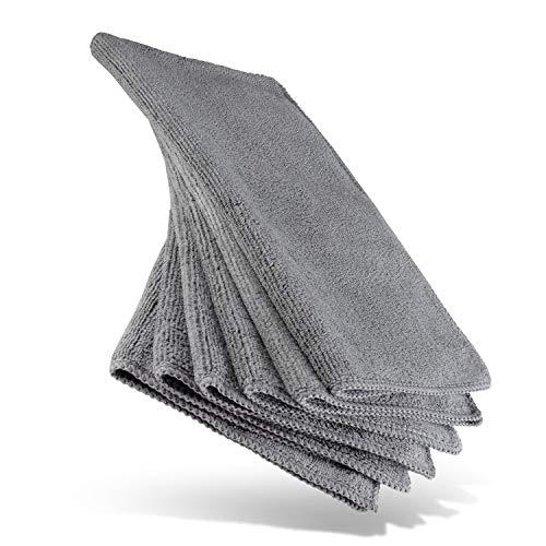 Top 10 Mikrofasertücher Grau 30×30 – Haushaltsreiniger & Staubsauger