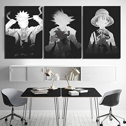 Top 9 Dragon Ball Wandkunst – Poster & Kunstdrucke