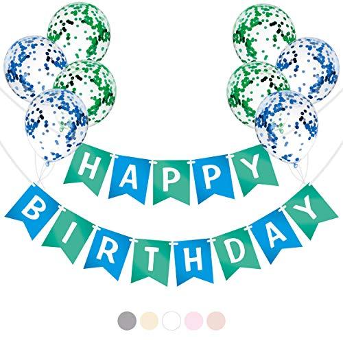 Top 10 Geburtstag Girlande Junge – Luftballons