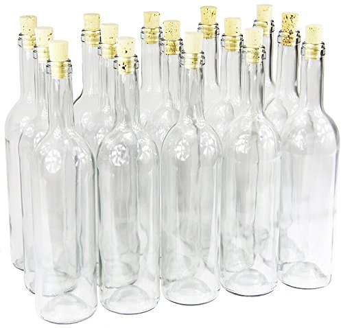 Top 7 leere Flaschen 750ml – Weinbereitung