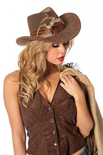 Top 7 Cowgirl Kostüm – Kostüm-Kopfbedeckungen
