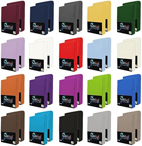 Top 10 Doppelpack Spannbettlaken 90×200 – Spannbetttücher