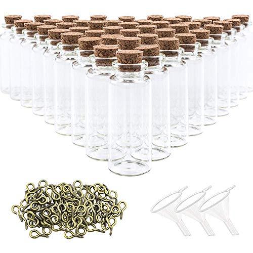 Top 10 Glasflasche mit Korken – Glasbehälter & Töpfe
