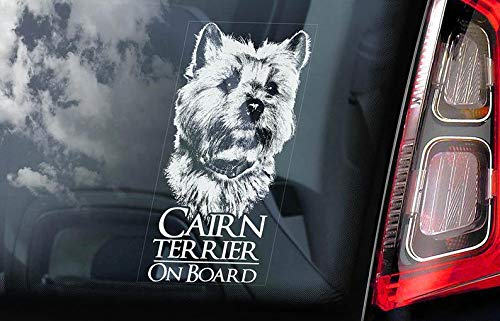 Top 10 Cairn Terrier – Wandtattoos & -bilder