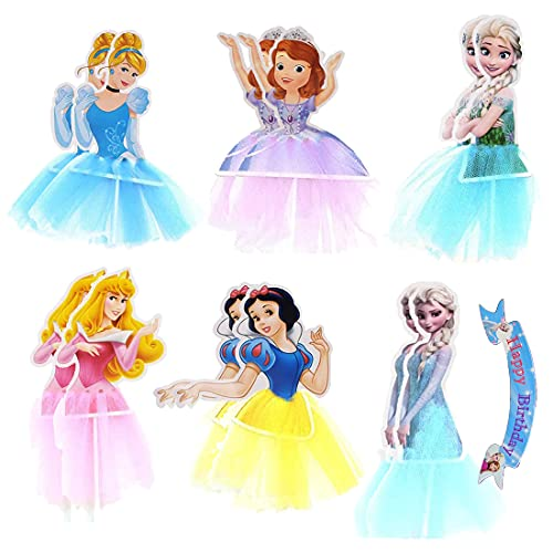 Top 10 Disney Cake Topper – Cupcake Toppers
