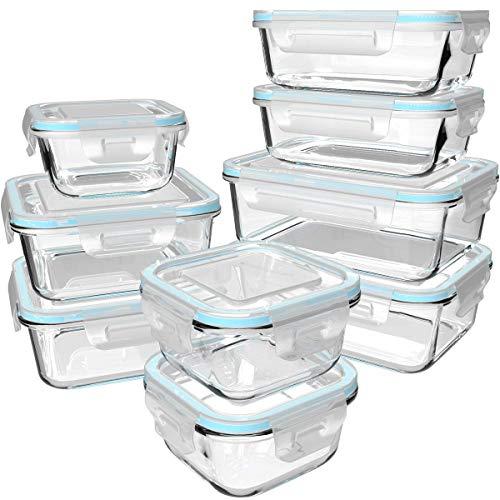 Top 10 Aufbewahrung Kühlschrank Glas – Vorratsdosen-Sets