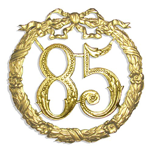 Top 10 85 Geburtstag DEKO – Dekoartikel