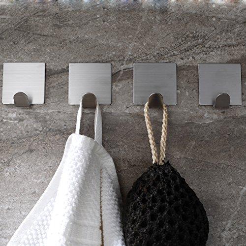 Top 10 Handtuchhalter Küche Edelstahl – Bademantel- & Handtuchhaken