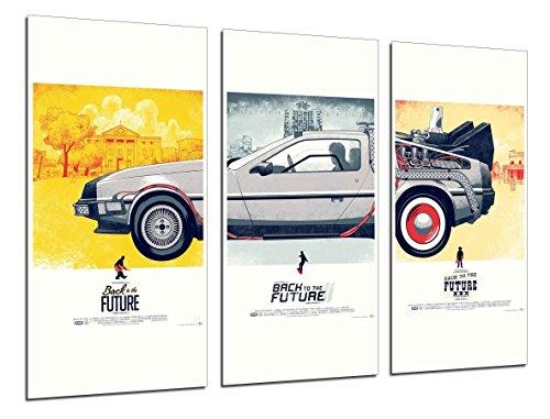 Top 9 Zurück in die Zukunft Leinwand – Poster & Kunstdrucke