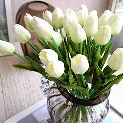 Top 10 Tulpen Künstlich – Seiden- & Kunstblumen