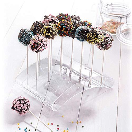 Top 6 Cake Pop Halter – Back-Modellierwerkzeug