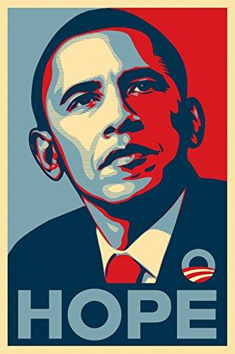 Top 10 Obama Hope Poster – Poster & Kunstdrucke