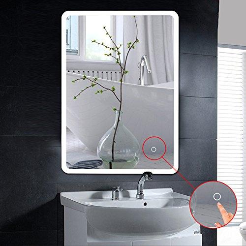 Top 10 LED Spiegel 50×70 – Badezimmer Wandspiegel