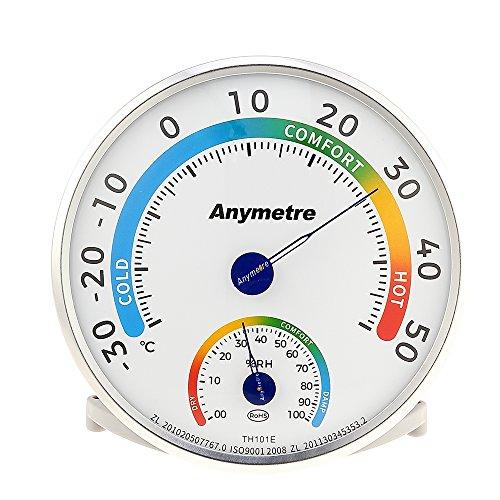 Top 10 Hygrometer Innen und Außen – Thermometer & Messinstrumente