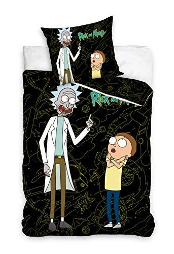 Top 5 Rick and Morty Bettwäsche – Bettwäsche-Sets