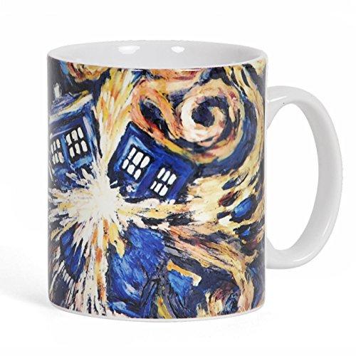 Top 7 Doctor Who Tasse – Kaffeetassen & Becher