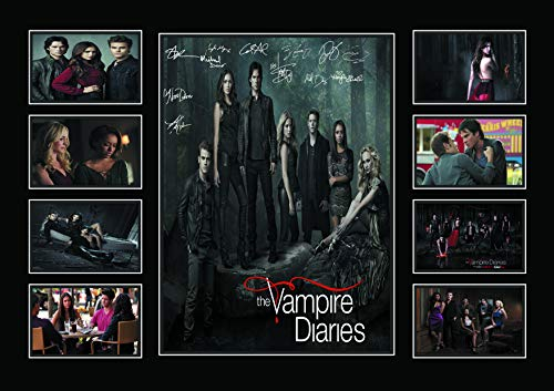 Top 9 Vampire Diaries DVD – Poster & Kunstdrucke