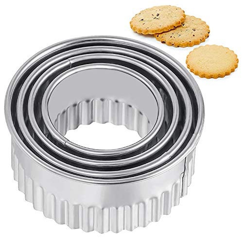 Top 10 Cookie Cutter Round – Ausstechformen