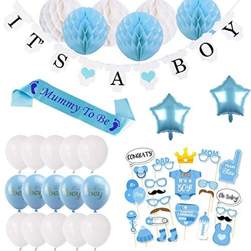 Top 10 Baby Shower Junge – Partyzubehör & Dekoration