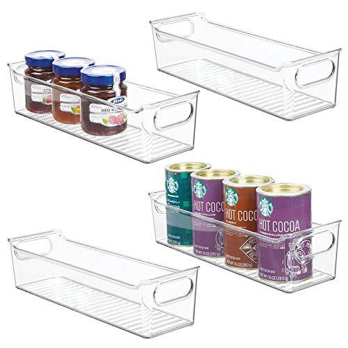 Top 10 MDesign Aufbewahrungsboxen Küche – Küchenschrankordnungssysteme