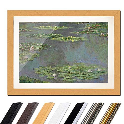 Top 10 Claude Monet Kunstdruck Mit Rahmen – Gemälde