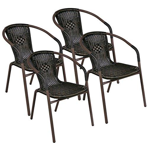 Top 10 Stühle stapelbar – Essstühle
