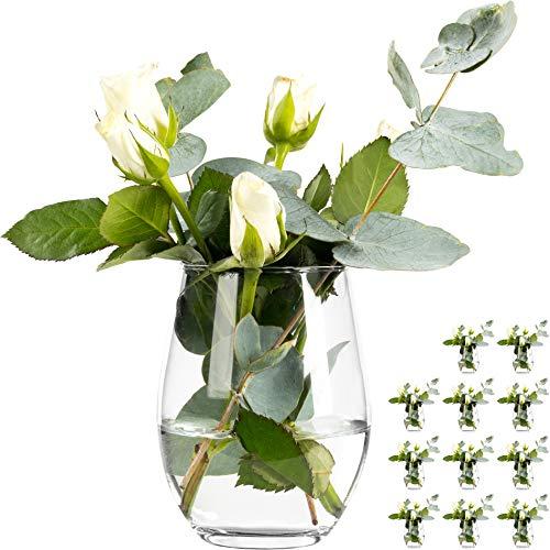 Top 9 Glasvasen Klein Tischdeko Set – Vasen