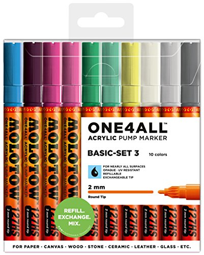 Top 9 Acrylstifte One4All – Marker & Filzstifte