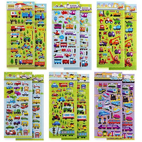 Top 10 Sticker Kinder Jungen – Scrapbooking-Sticker