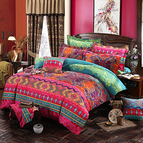 Top 10 Bettwäsche Indische Muster – Bettwäsche-Sets