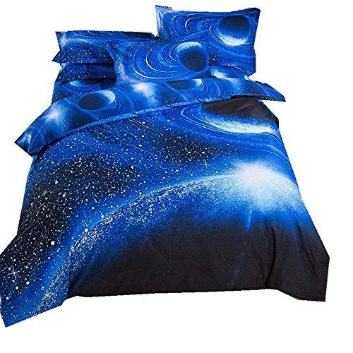 Top 10 Galaxy Bettwäsche 135×200 Baumwolle – Bettbezüge für Kinder