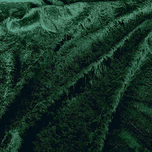 Top 10 SAMTSTOFF Grün Meterware – Textilien