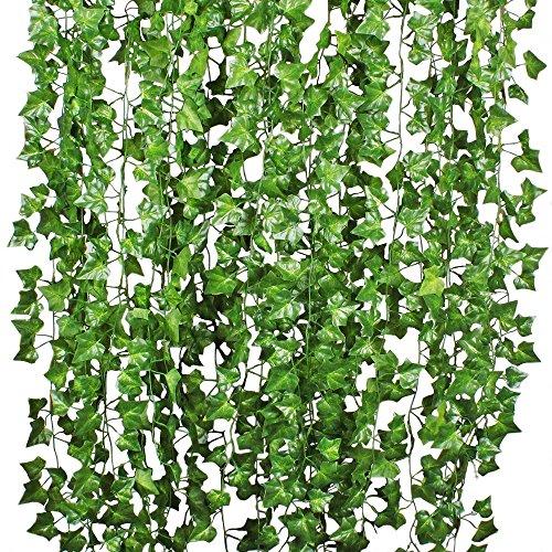 Top 10 Blätter Girlande Deko – Künstliche Pflanzen